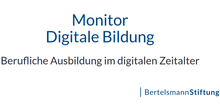 Cover Monitor Digitale Bildung